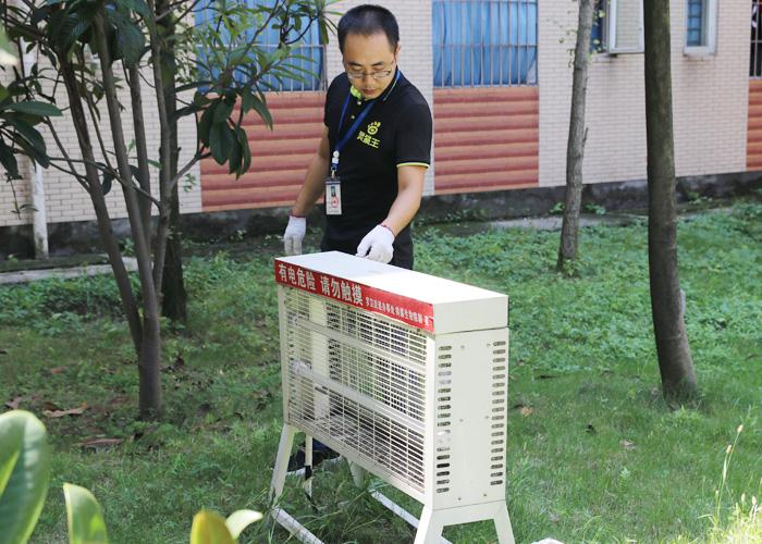 生物防治蚊蝇